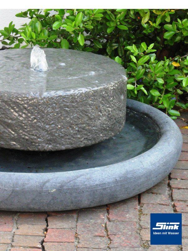 Garten-brunnen Aus Stein ? 30 Ideen Für Dekorative Zierbrunnen ... Garten Brunnen Stein Ideen