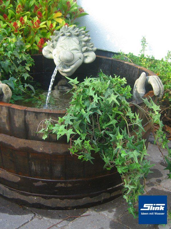 Wasserspiel Brunnenmann Fidi