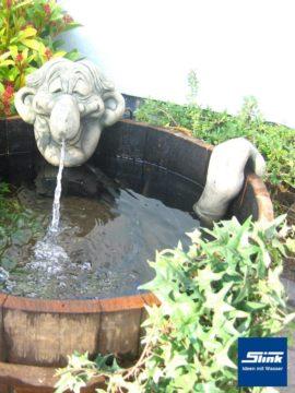 Wasserspiel Brunnenmann Oskar