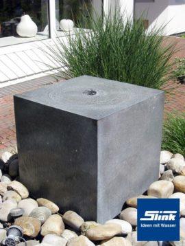 Wasserobjekt Zinkart- Zink-Quader