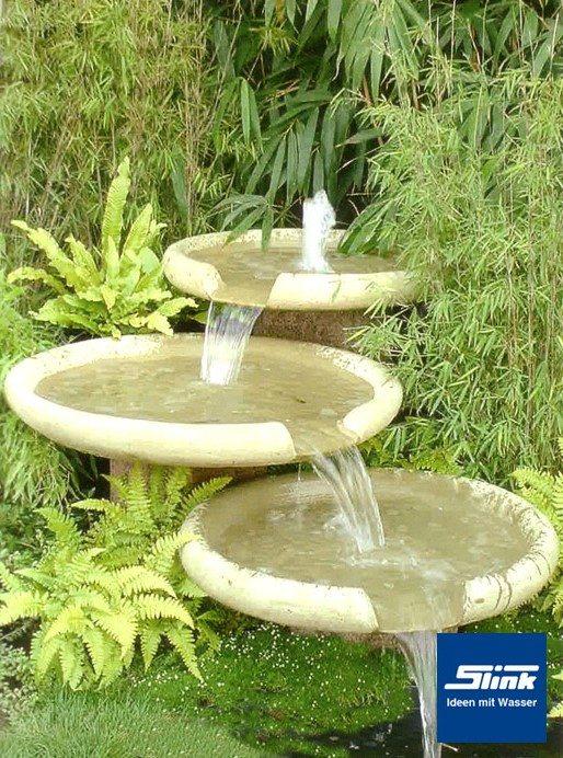 Brunnen Aus Stein Archive - Slink | Ideen Mit Wasser Garten Brunnen Stein Ideen