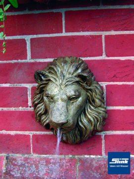Wasserspeier Löwenkopf CS