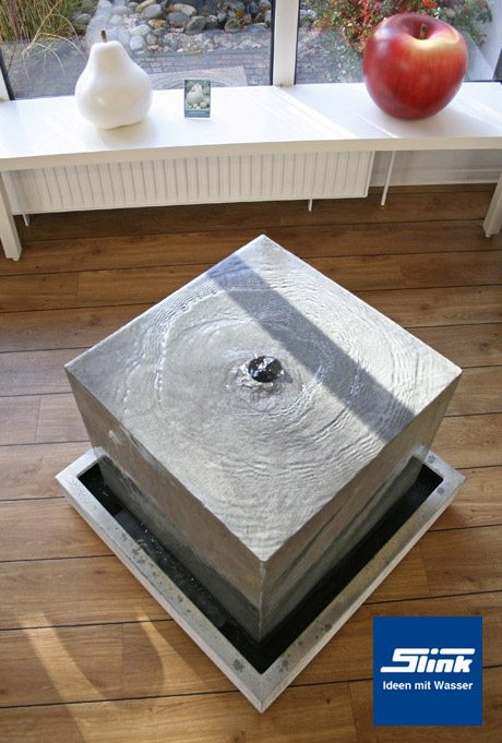 Ideen Moderne Zimmerbrunnen Holen Umwelt Ins Haus ~ Innovative ...