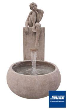 Gartenbrunnen Springbrunnen Theresa