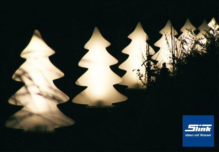 beleuchtung leucht tannenbaum maxi gr n 115 cm slink ideen mit wasser. Black Bedroom Furniture Sets. Home Design Ideas