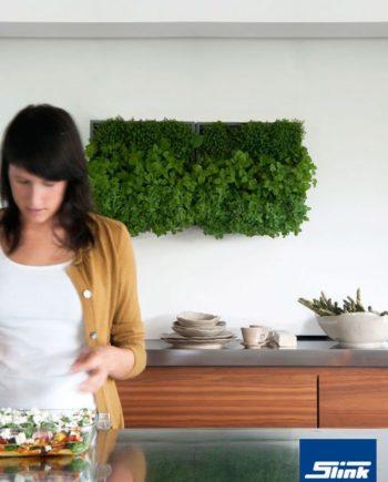 Pflanzkübel für Wandbegrünung
