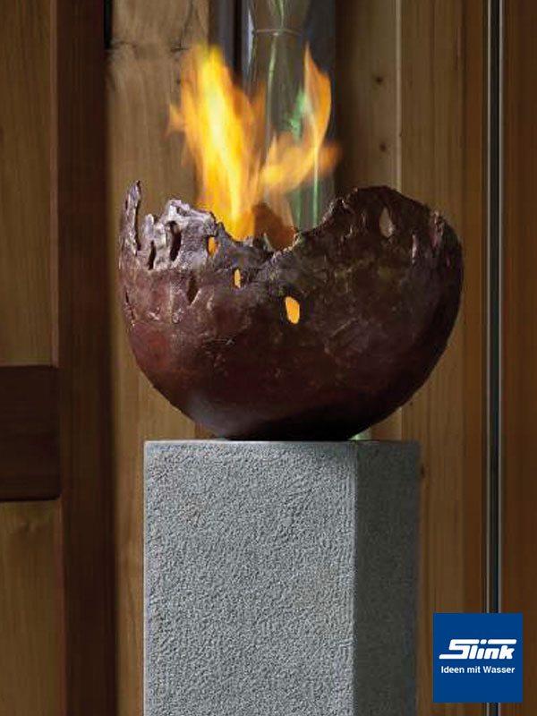 Schale für Feuer Outdoor