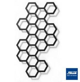 Hexagonales Rankgitter groß