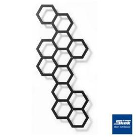 Hexagonales Rankgitter mittel