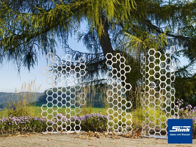 Rankhilfe Gartendesign