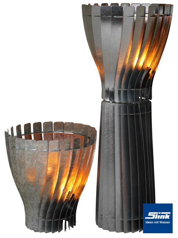 Designer-Feuerkorb Feuerstelle Garten