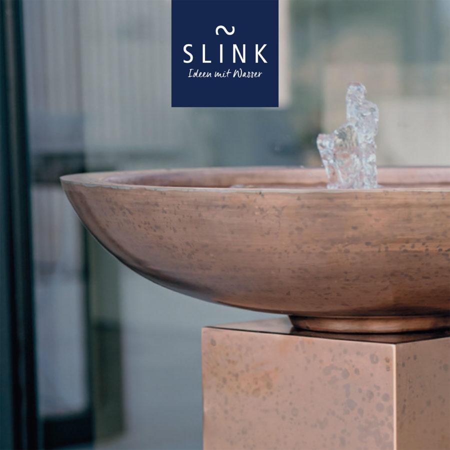 Slink Katalog Ideen mit Wasser 2021 - Download PDF