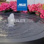 Slink - Gartenbrunnen Springbrunnen Wasserbecken Teichbecken - Ideen mit Wasser für Haus und Garten 2020