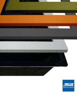 Beckenrandabdeckung Aluminium für GFK-Wasserbecken 140 x 70 x 30 cm und 140 x 70 x 60 cm