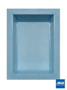 GFK-Teichbecken 180 x 130 x 52 cm – hellblau