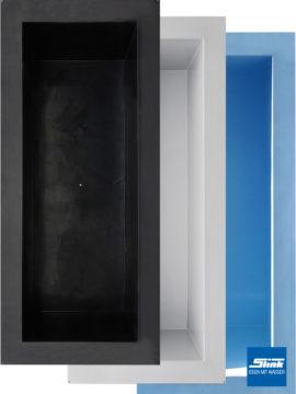 GFK-Teichbecken Wasserbecken rechteckig 460 x 200 x 130 cm 7280 Liter