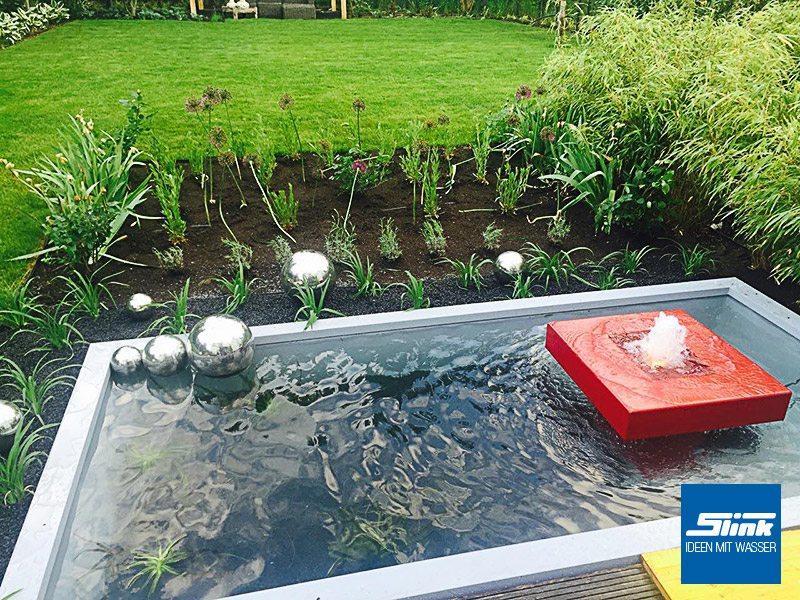 wasserbecken gfk – proxyagent, Gartenarbeit ideen