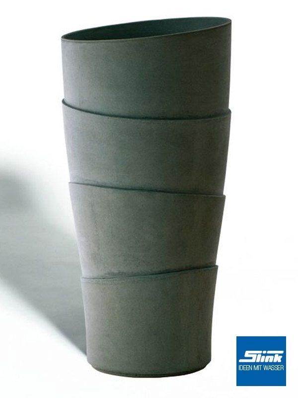 Designer-Pflanzgefäß Palma Pflanzkübel Eternit Swisspearl Gartendesign moderne Gartengestaltung