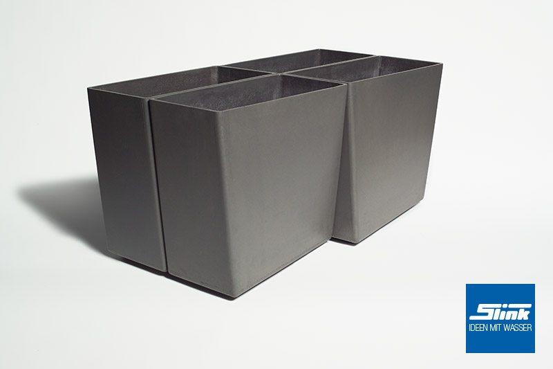 twista pflanzgef slink ideen mit wasser. Black Bedroom Furniture Sets. Home Design Ideas
