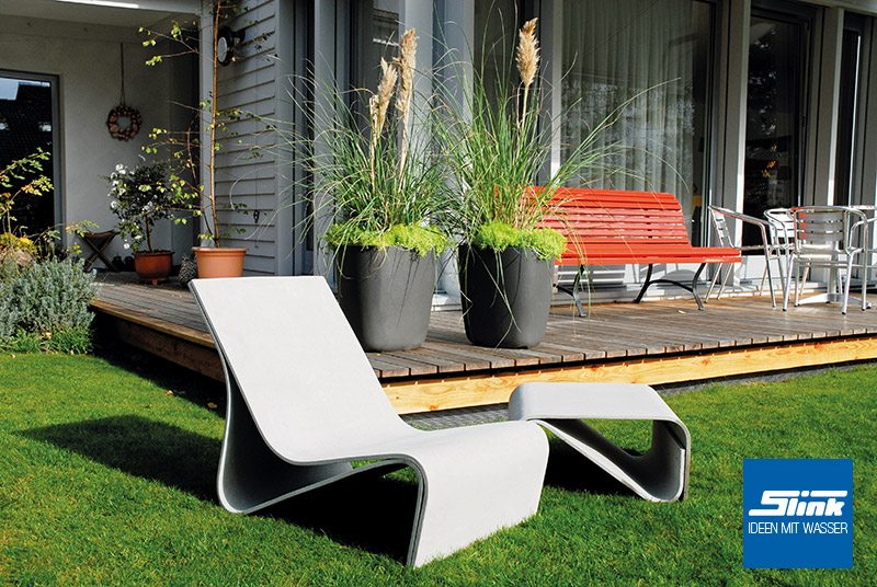 sponeck gartentisch loungetisch slink ideen mit wasser. Black Bedroom Furniture Sets. Home Design Ideas