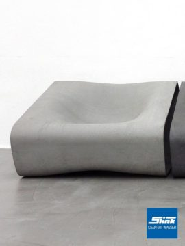 Dune Lounge Sessel Mittelteil