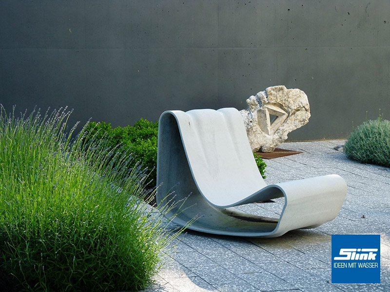 Willy Guhl Strandsessel Gartensessel Eternit Swisspearl Gartenmöbel Design