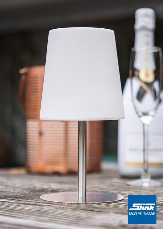 LED Solarleuchte Solarlampe Gartenleuchte Solar Tischleuchte Designleuchte Lampe