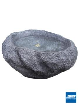 Steinoptik-Wasserschale Pierre