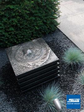 Gartenbrunnen Layer