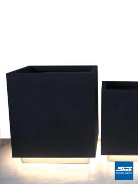 LED-Pflanzgefäß S 50 x 50 x 55 cm