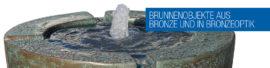 Brunnen aus Bronze