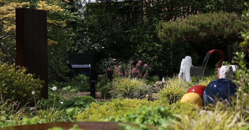 Große Gartenbrunnen kleine Brunnen für den Garten große Auswahl unterschiedliche Modelle