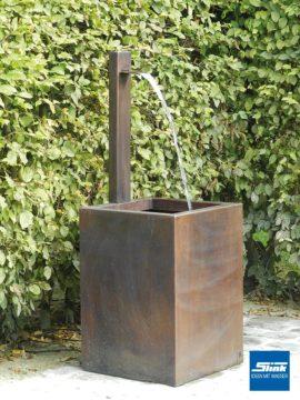 Kupfer-Standbrunnen