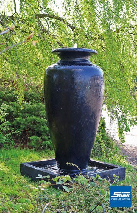 AMphorenbrunnen, Krugbrunnen, Springbrunnen für den Garten, Wasserspiel für die Terrasse, Zierbrunnen