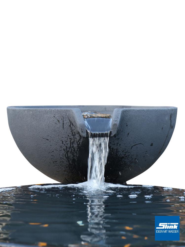 wasserschale cup mit auslauf solo slink ideen mit wasser. Black Bedroom Furniture Sets. Home Design Ideas