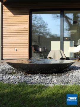 Gartenbrunnen Wasserschale DB703