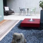 Designerbrunnen, Innenhof Gestlatung, Gartendesign, Terrasse Ideen, Wassergarten, Luxus