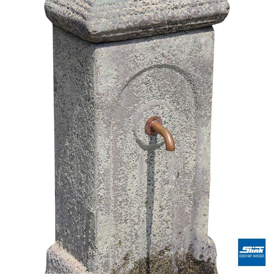 Standbrunnen, Springbrunnen, Garten; Wasser, Ideen, Wandbrunnen