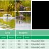 Unterwasserfilteraggregat, OASE Livingwater, Filtral UVC 1500, klares Wasser Teichbecken, Wasserbecken