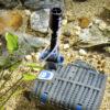 Unterwasserfilteraggregat, OASE Livingwater, Filtral UVC 6000, klares Wasser Teichbecken, Wasserbecken