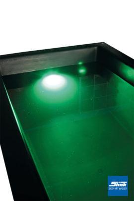 RGB Becken-Einbaustrahler Set 1