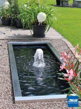 Schaumsprudler-Aggregat für Wasserbecken
