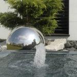 Wasserbrunnen Garten, Zierbrunnen. Balkonbrunnen, Terrassenbrunnen, indoor, Design